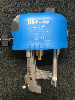 Hattersley 001932MA450 Modulating Actuator ACT1932M 24VAC 50/60Hz 500N 10.5 S/MM