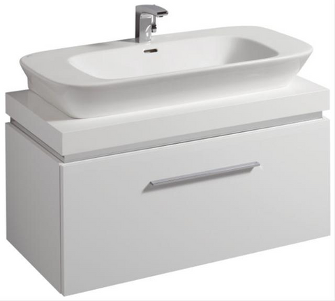 Keramag Silk Vanity Unit With Soft Close Drawer Y816012000