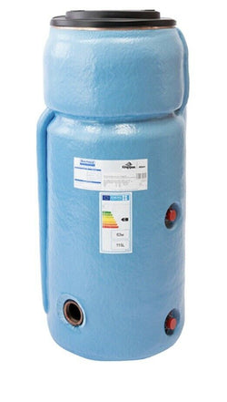Kingspan 1800 x 450 Indirect Fortic Combi Cylinder 206L Storage Tank