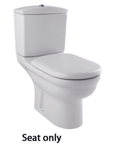 Eastbrook Pluto Soft Close Seat White 10.2006 RRP £149
