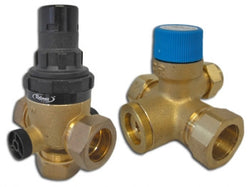 Reliance Water Controls - 3 Bar Pressure Reducing/6 Bar Expansion Relief - 2 Piece MK2 Multibloc Unvented System Control