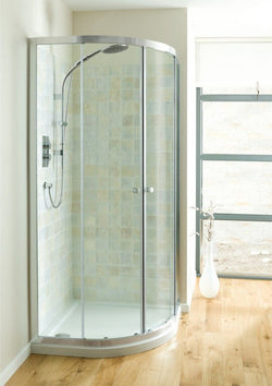 Myhome Thirty6 Double Door Quadrant Shower Enclosure