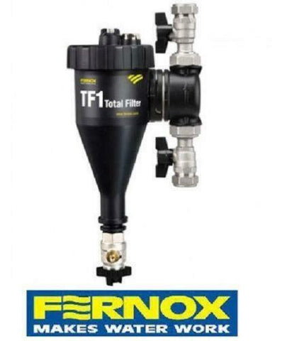 Fernox TF1 62131 Compact Central Heating Filter 22mm