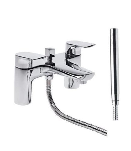 Tavistock Strike Bath Shower Mixer & Handset