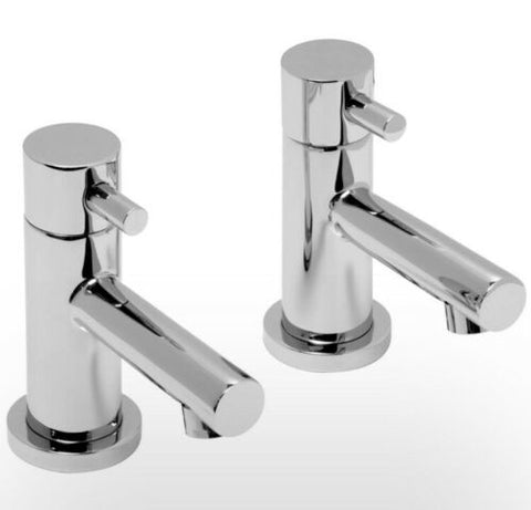 Vado Zoo Basin Pillar Taps Zoo-106-C/P