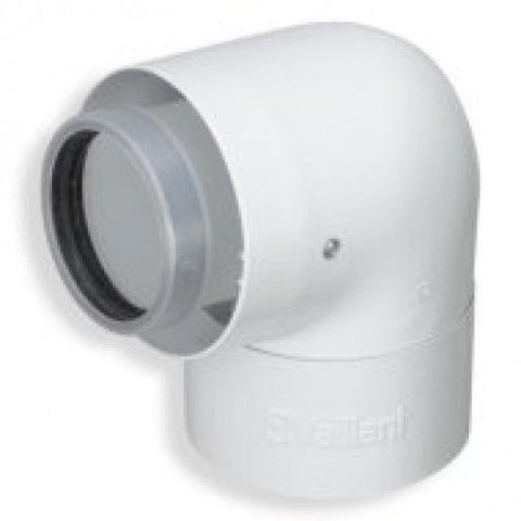 Vaillant 125mm 87 Degree Elbow 303210