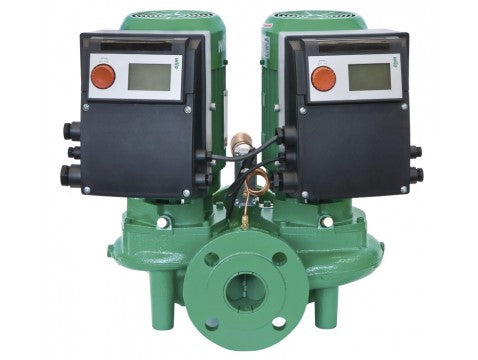 Wilo DP-E 80/115-2.2/2 In-Line Double Pump With Electronic Control