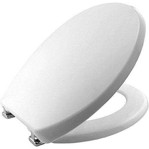 Atlantic Spa Carrara Matta STA-TITE (STAY TIGHT) Toilet Seats - WHITE