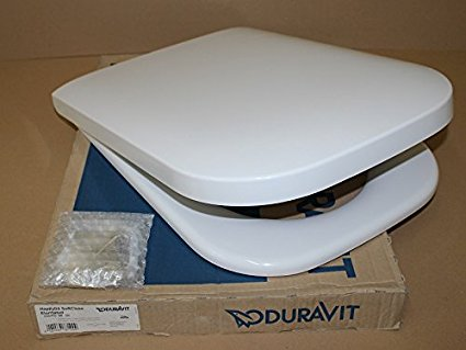 Duravit Happy D2 Elongated Soft Close Seat 0064690099