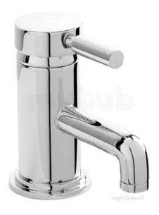 Eastbrook Tec Single Lever Mono Basin Mixer Tap With Pop Up Waste - Chrome