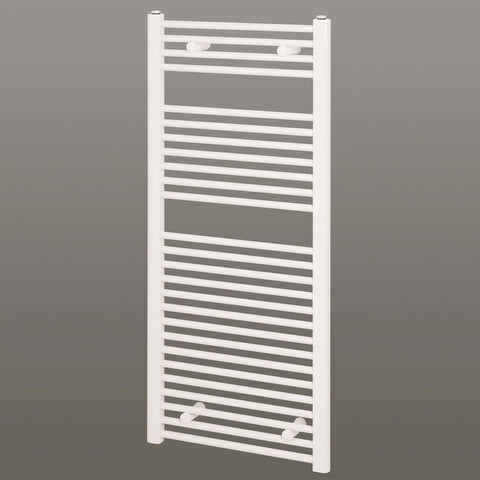 Quinn QRK10 1730 x 600 White Straight Towel Rail
