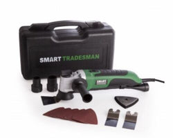 Smart TR30 Multi-Tool Start Up Kit with Tool-Less Blade Change 300W 240V