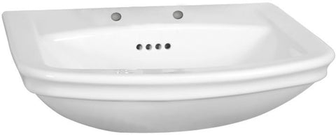 Vitra Serenada Semirecessed  Basin 2TH 560mm For Vanity Unit