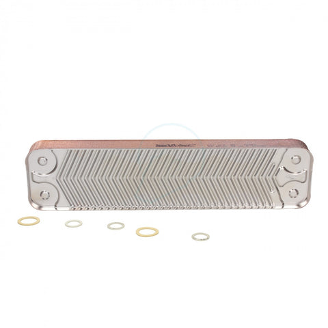 Worcester Bosch Heat Exchanger Plate 87186429480