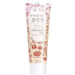 Organic Flowers Foaming Gel