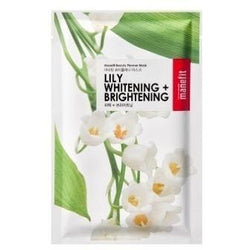 Lily Whitening + Brightening Sheet Mask