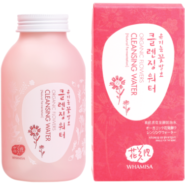 Organic Flowers Cleansing Water
