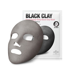 Design Deep Black Clay Mask