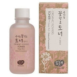Organic Flowers Toner Deep Rich