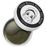 Gold Black Pearl Hydrogel Eye Mask