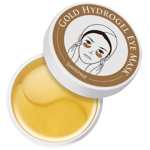 Gold Hydrogel Eye Mask