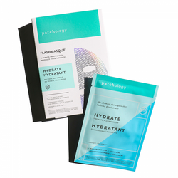 FlashMasque® 5 Minute Facial Sheets - Hydrate (Set of 4)