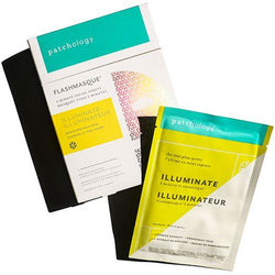 FlashMasque® 5 Minute Facial Sheets - Illuminate (Set of 4)