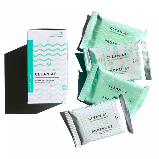 Clean AF Facial Cleansing Wipes