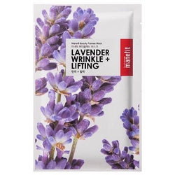 Lavender Wrinkle + Lifting Sheet Mask
