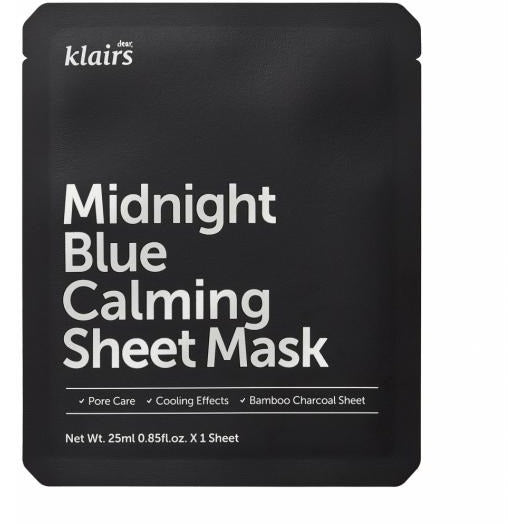 The Midnight Calming Sheet Mask