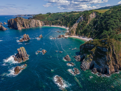 Western Asturias: Road Trip through Mountain, Forest and Coast