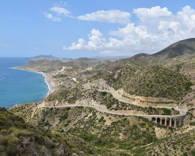 Cabo de Gata, one of our best natural parks.