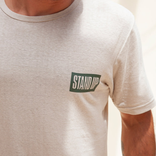 Men's Stand Up T-Shirt