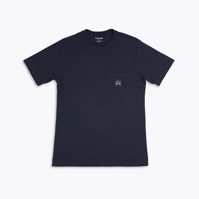 Pocket Tee Night Blue
