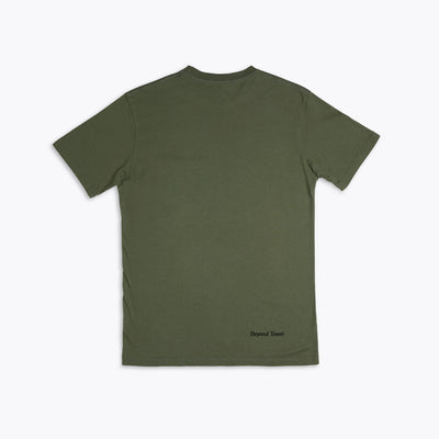 Pocket Tee Leaf Green