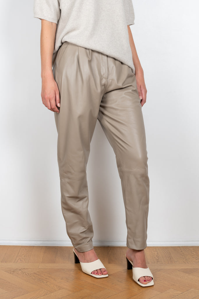 Palaos Leather Pants