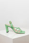 Elza Sandal in Mint Green by Wandler