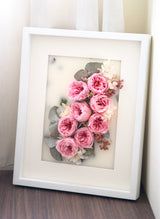 Preserved Roses Wax Art