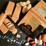 """ALL 3 FOR ME!"" - Gold Bars of Truffley Fudge from"