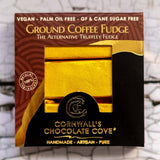 Gold Bars of Truffley Fudge - Freshly Ground Coffee