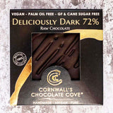 Award Winning Deliciously Dark 72%