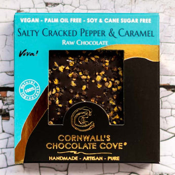 Award Winning Love 'Viva!' - Salty Cracked Pepper & Caramel