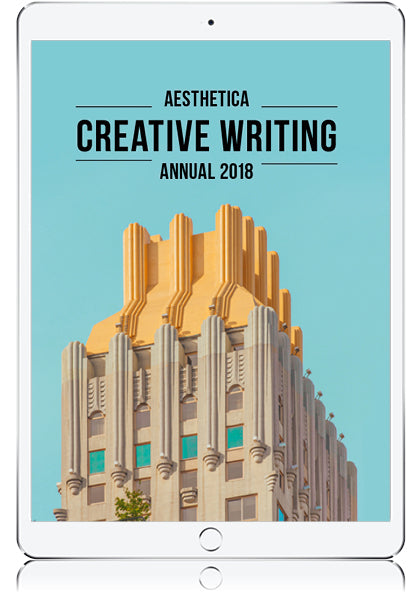 Creative Writing Annual 2018 (Digital Download)