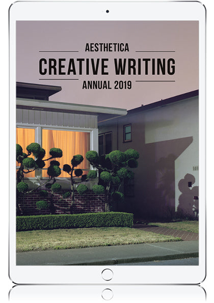Creative Writing Annual 2019 (Digital Download)