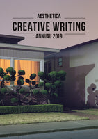 Creative Writing Annual 2019