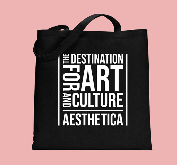 Tote Bag (Destination for Art & Culture)