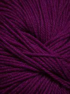 220 Superwash #908 Magenta - Mad Knitter's Yarn