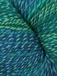 220 Superwash Waves #105 Blue Green - Mad Knitter's Yarn