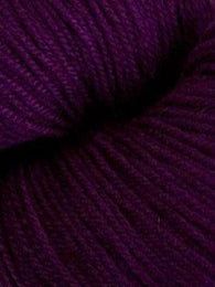 Heritage #5632 Dark Plum - Mad Knitter's Yarn