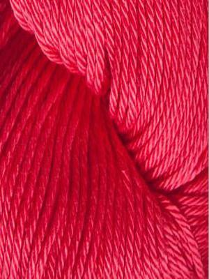Ultra Pima #3751 Poppy Red - Mad Knitter's Yarn